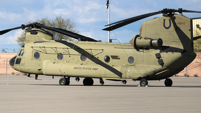 11-08842 - Boeing CH-47F Chinook - United States - US Army