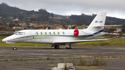 OK-JRS - Cessna 680 Citation Sovereign - SmartWings