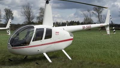 SP-SWS - Robinson R44 Raven II - Private