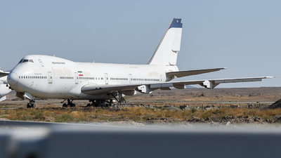 A picture of EPIAG - Boeing 747286B(M) - [21217] - © Mohamadreza Zeinloo
