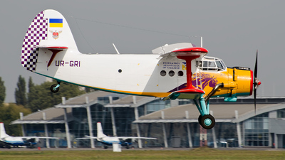 UR-GRI - Antonov An-2T - Private