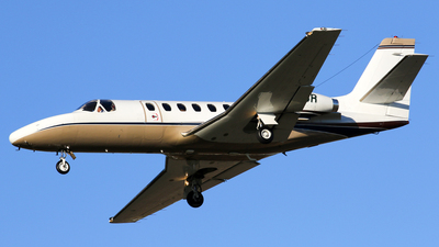 N112BR - Cessna S550 Citation SII - Private