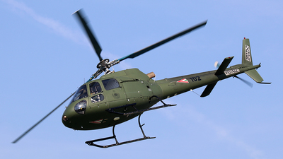 102 - Eurocopter AS 350 Ecureuil - Hungary - Air Force
