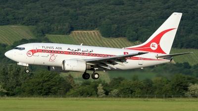 TS-IOP - Boeing 737-6H3 - Tunisair