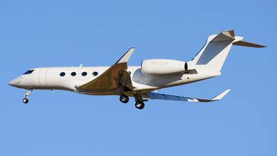 VP-BTM - Gulfstream G600 - Private