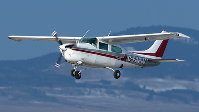 C-FAPW - Cessna T210L Turbo Centurion II - Private
