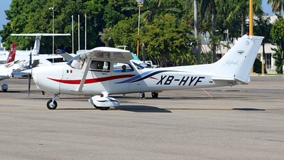 XB-HYF - Cessna 172 Skyhawk - Private