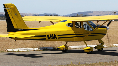 ZK-KMA - Tecnam P92 Echo Super - Private