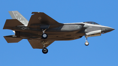 11-5031 - Lockheed Martin F-35A Lightning II - United States - US Air Force (USAF)