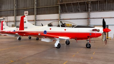 2052 - Pilatus PC-7 Mk.II - South Africa - Air Force