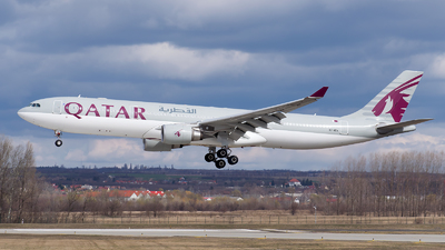 A7-AEA - Airbus A330-303 - Qatar Airways