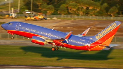 N7737E - Boeing 737-7BD - Southwest Airlines