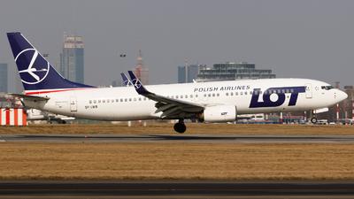 A picture of SPLWB - Boeing 73789P - LOT - © Kuba Kawczynski