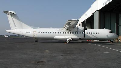 F-GPOC - ATR 72-202 - Airlinair