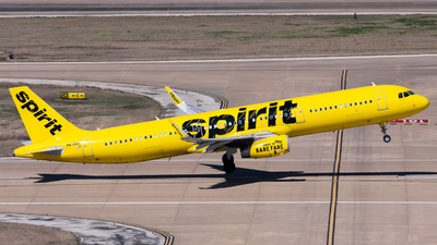 N675NK - Airbus A321-231 - Spirit Airlines