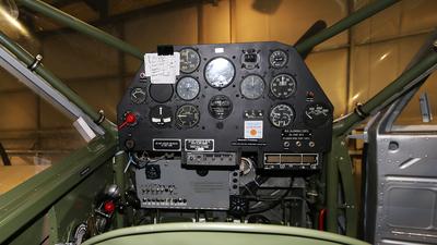 N1ZS - Stinson L-1F Vigilant - Private