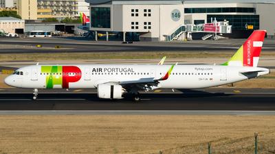 A picture of CSTJN - Airbus A321251N - TAP Air Portugal - © Lars Kaemena
