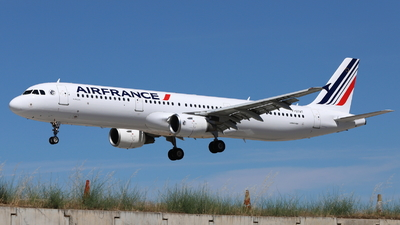 A picture of FGTAT - Airbus A321212 - Air France - © Guille Gª del Alamo