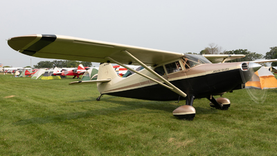 N678RD - Stinson 108-2 Voyager - Private