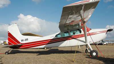 VH-JXD - Cessna A185F Skywagon - Private