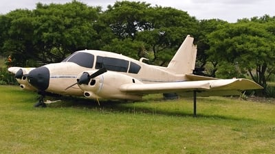 ZS-MLM - Piper PA-23-250 Aztec - Private