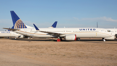 A picture of N27503 - Boeing 737 MAX 9 - United Airlines - © AviaStar Photography