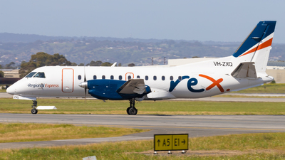 A picture of VHZXQ - Saab 340B - Regional Express - © Eric Esots