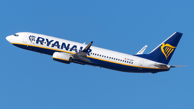 A picture of 9HQDK - Boeing 7378AS - Ryanair - © Jonathan Mifsud