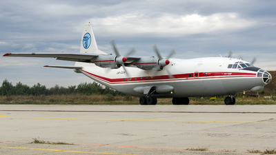 UR-CGW - Antonov An-12BP - Ukraine Air Alliance (UAA)