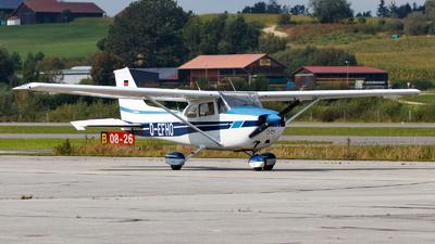 D-EFHO - Reims-Cessna F172N Skyhawk II - Motorfliegerclub Rosenheim