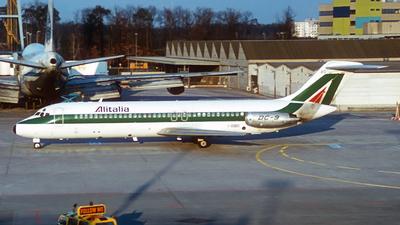 I-DIBO - McDonnell Douglas DC-9-32 - Alitalia