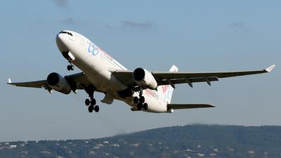 A picture of ECLVL - Airbus A330243 - [0461] - © Javier Rodriguez - Amics de Son Sant Joan
