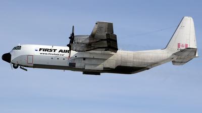 A picture of CGHPW - Lockheed L10030 Hercules - First Air - © Brian Tattuinee