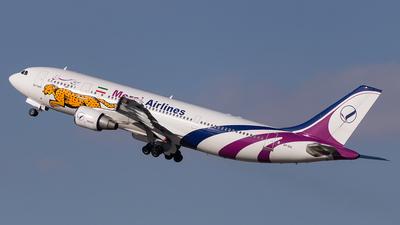 EP-SIG - Airbus A300B4-622R - Meraj Air