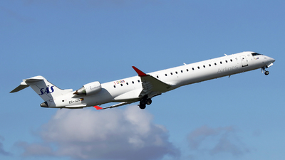 EC-JZS - Bombardier CRJ-900ER - Scandinavian Airlines (Air Nostrum)