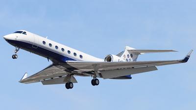 C-GLJT - Gulfstream G550 - Skyservice Business Aviation
