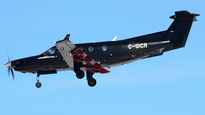 C-GICR - Pilatus PC-12/45 - Chrono Aviation