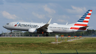 A picture of N964AN - Boeing 737823 - American Airlines - © DJ Reed - OPShots Photo Team