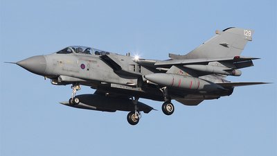 ZG752 - Panavia Tornado GR.4 - United Kingdom - Royal Air Force (RAF)