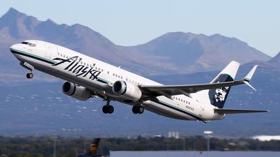 N431AS - Boeing 737-990ER - Alaska Airlines