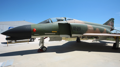 C.12-37 - McDonnell Douglas F-4C Phantom II - Spain - Air Force