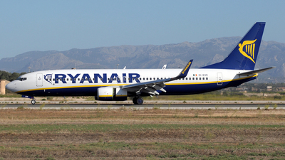 EI-EVR - Boeing 737-8AS - Ryanair