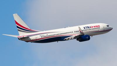 N624XA - Boeing 737-86J - Xtra Airways