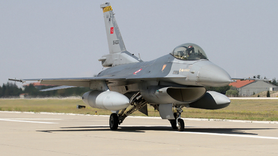 88-0020 - General Dynamics F-16C Fighting Falcon - Turkey - Air Force