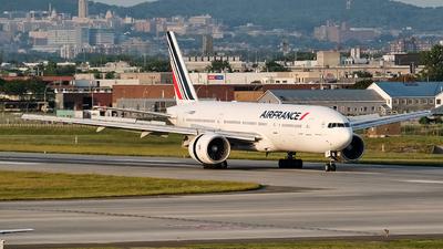 F-GSPT - Boeing 777-228(ER) - Air France