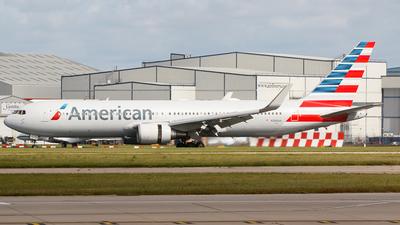 N384AA - Boeing 767-323(ER) - American Airlines