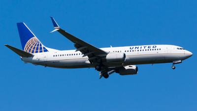 N27239 - Boeing 737-824 - United Airlines