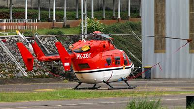PK-ZGT - MBB BK117B-2 - Sayap Garuda Indah
