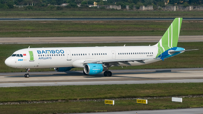VN-A597 - Airbus A321-211 - Bamboo Airways