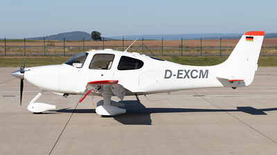 D-EXCM - Cirrus SR22 - Private